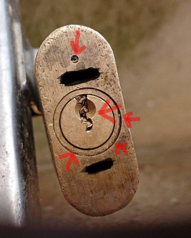 鍵が壊れるわけ・・・・