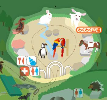 [マップ]ゾーン4:ぴーちくパーク